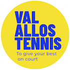 Logo des stages de tennis pour adultes et jeunes du val d'allos international tennis camp